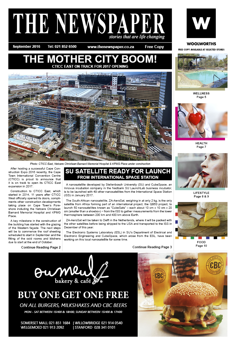 The Newspaper - 33rd Edition