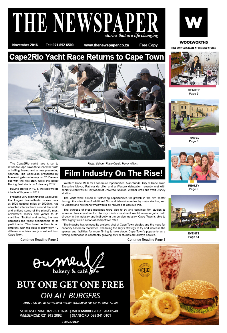 The Newspaper - 35th Edition
