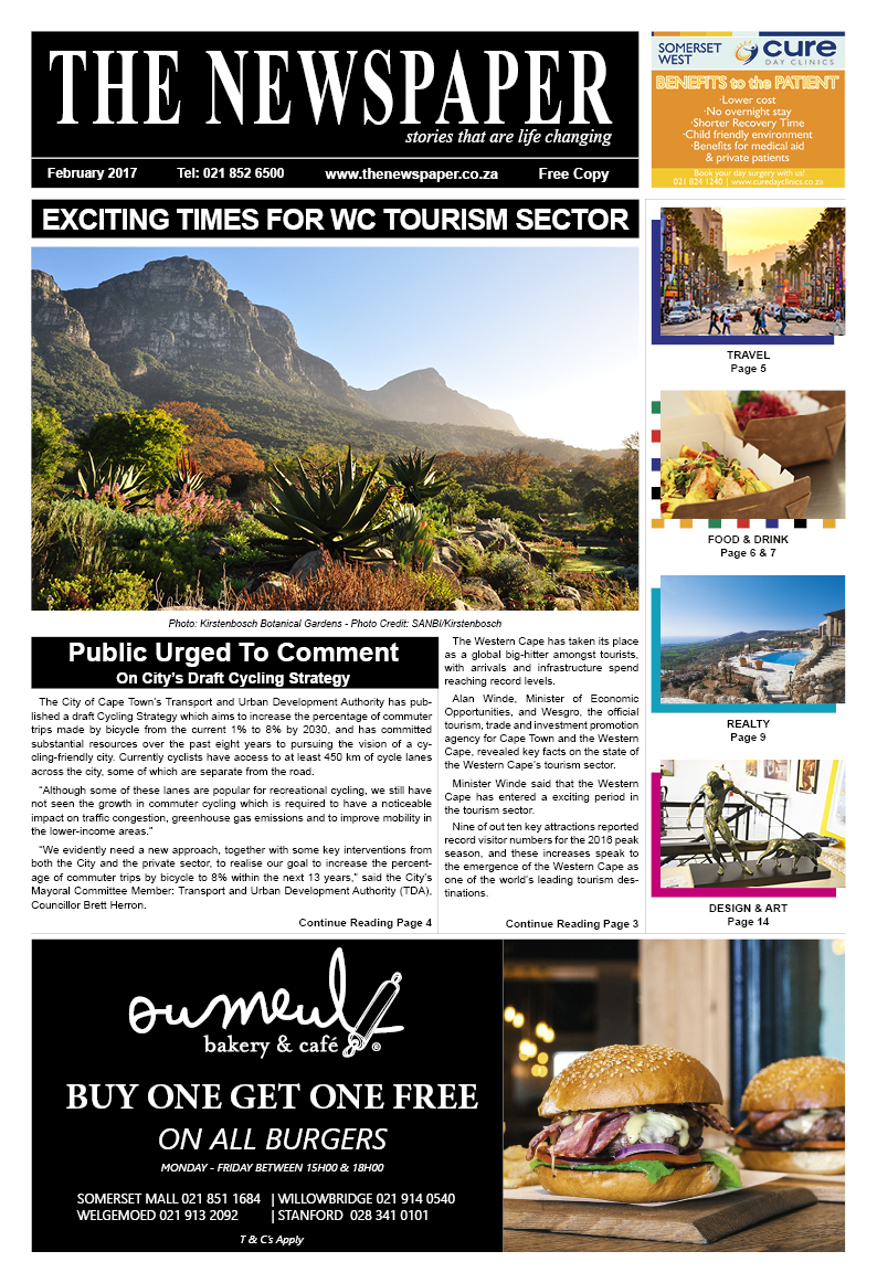 The Newspaper - 38th Edition