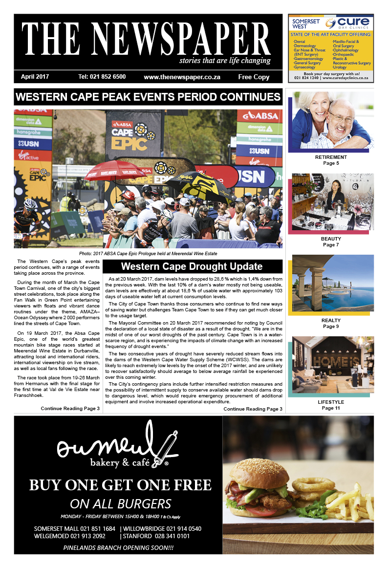 The Newspaper - 40th Edition