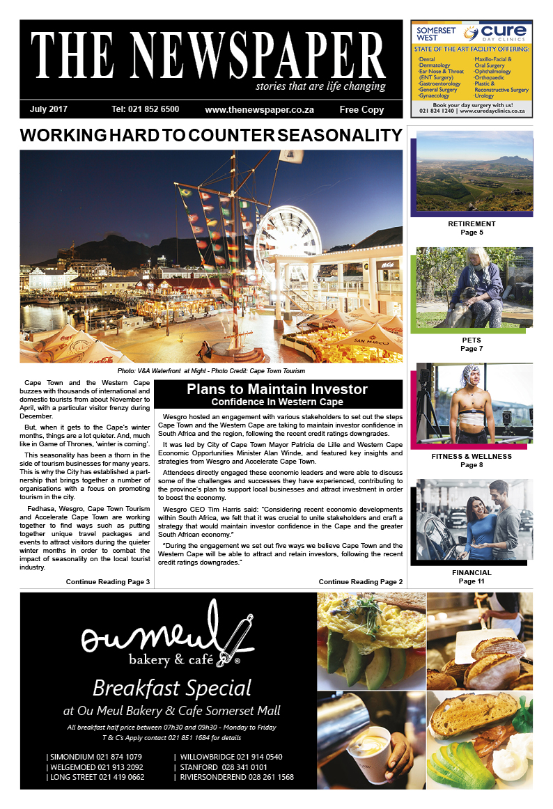 The Newspaper - 43rd Edition