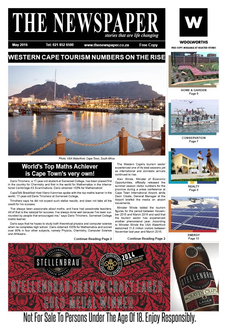 The Newspaper - 29th Edition