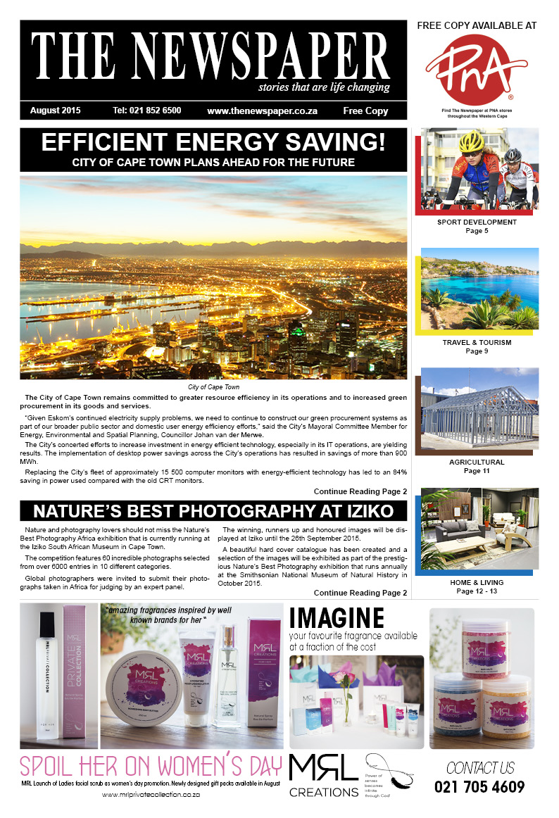The Newspaper - 20th Edition