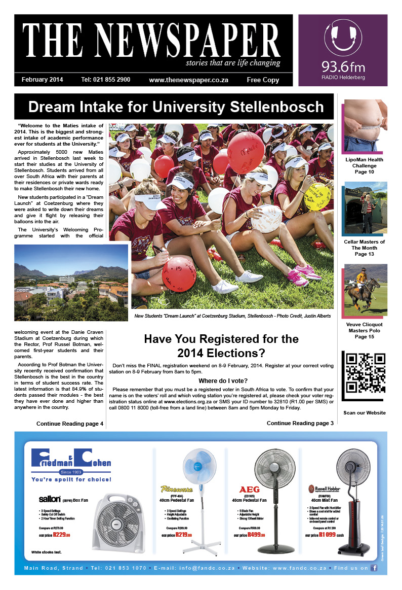 The Newspaper - 2nd Edition