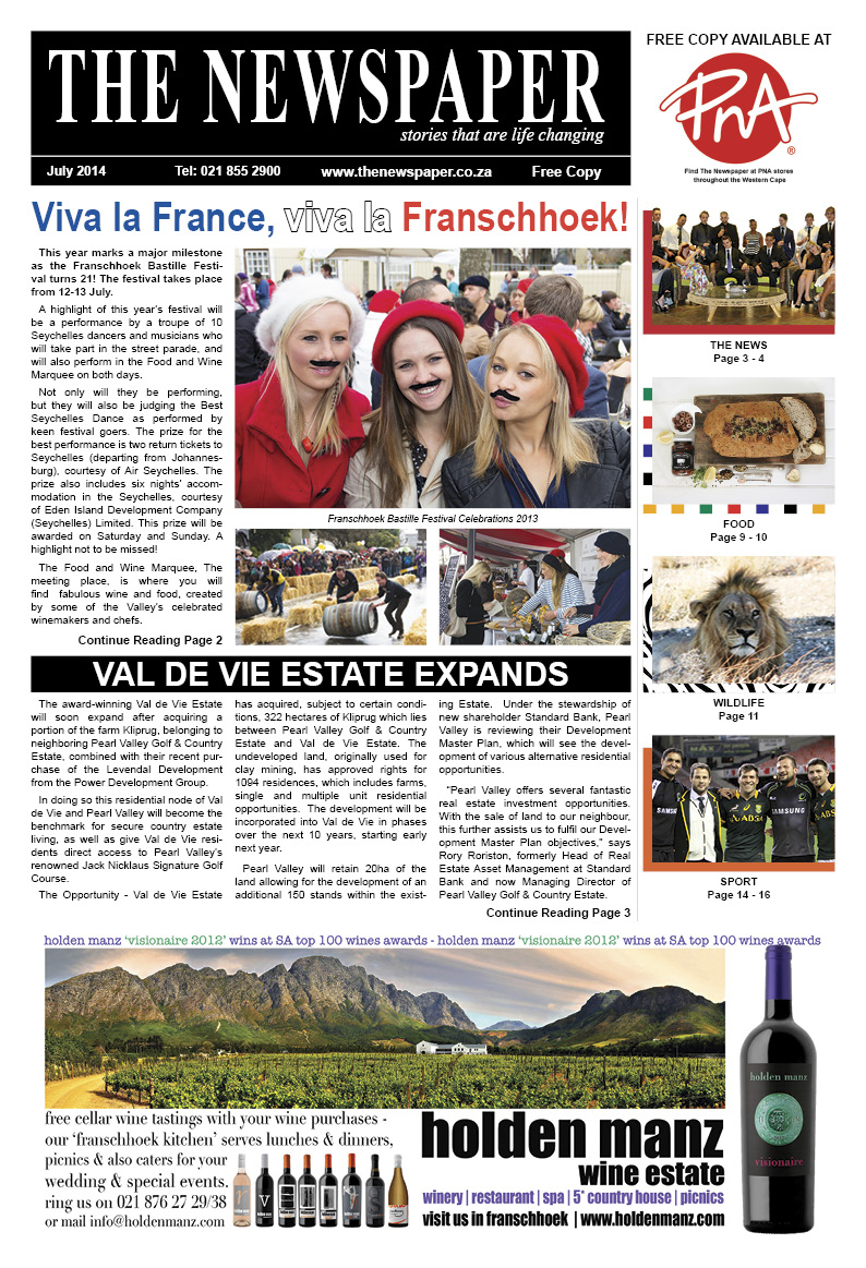 The Newspaper - 7th Edition