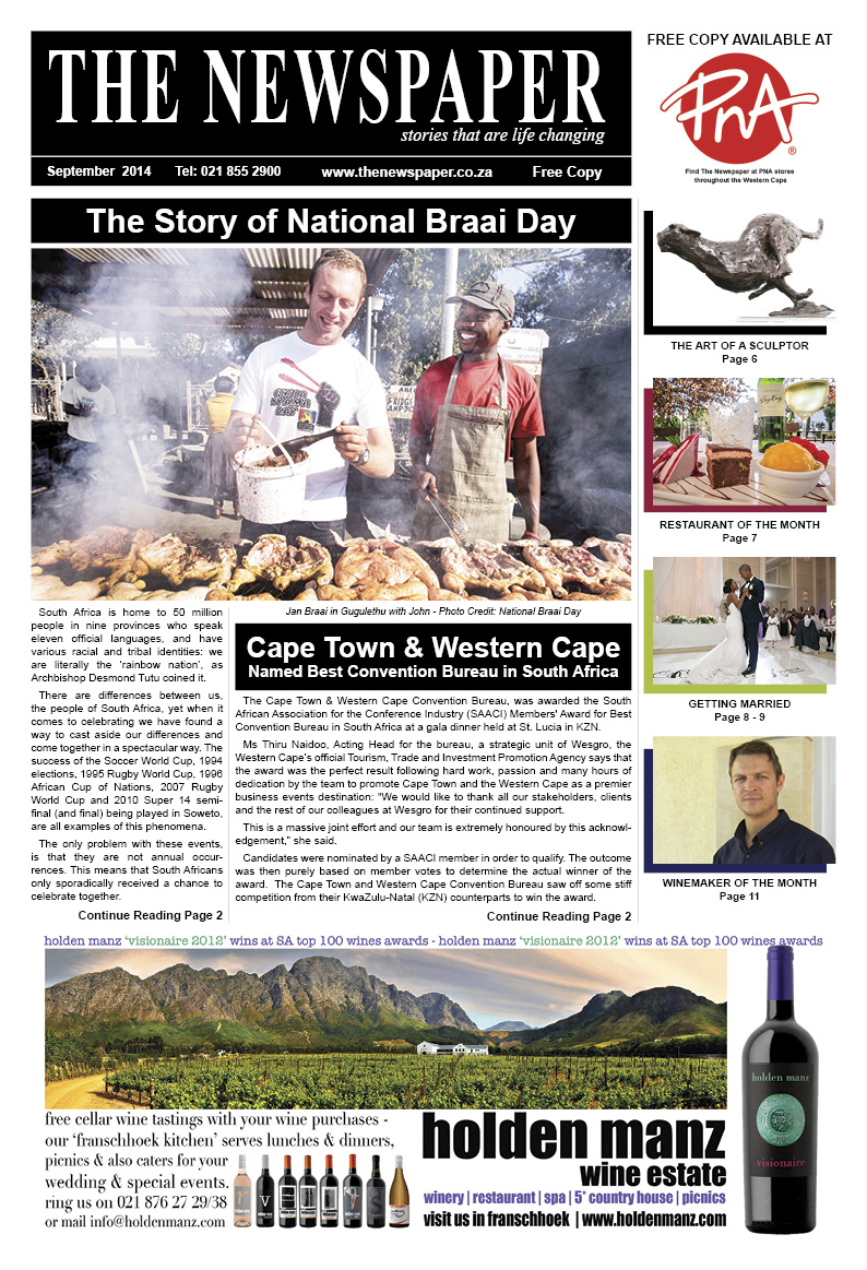 The Newspaper - 9th Edition