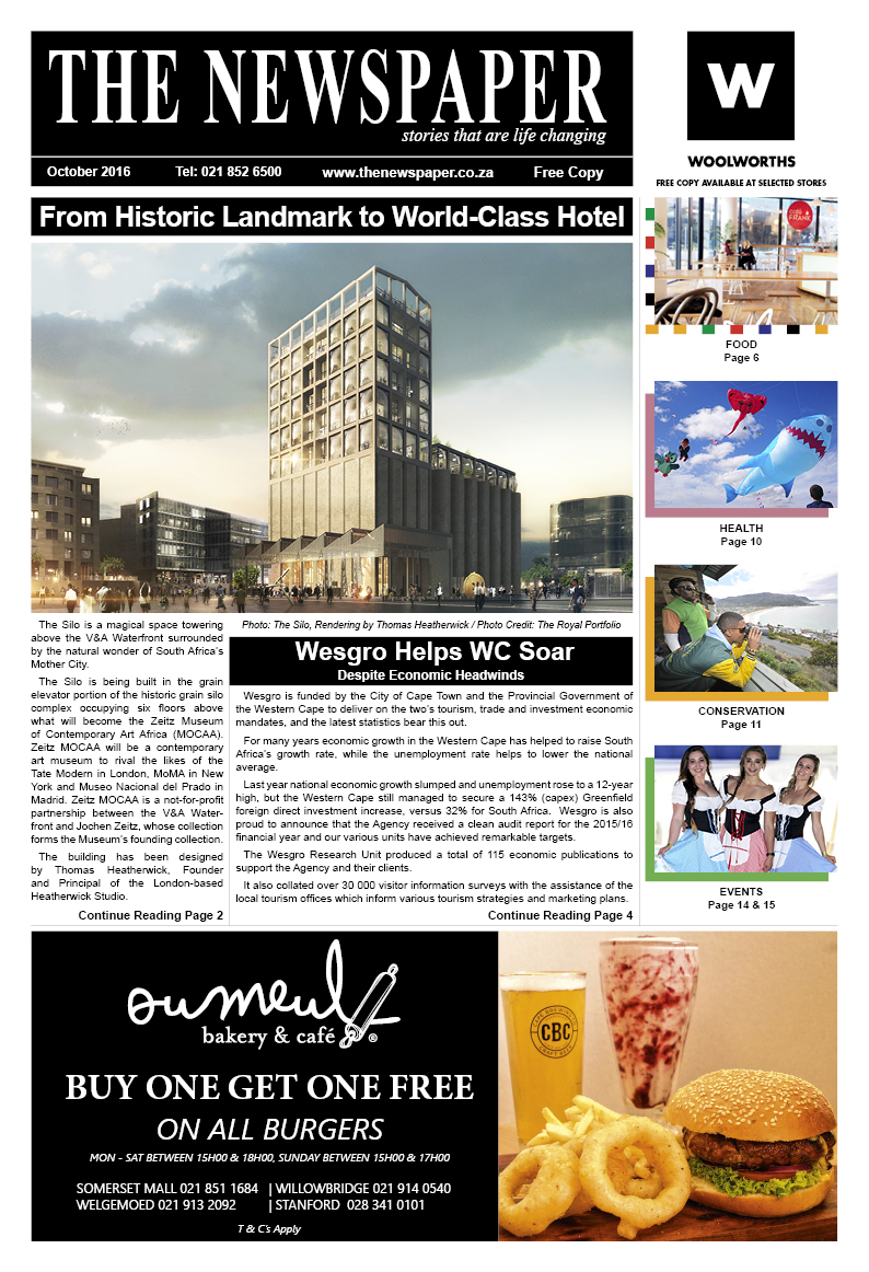 The Newspaper - 34th Edition