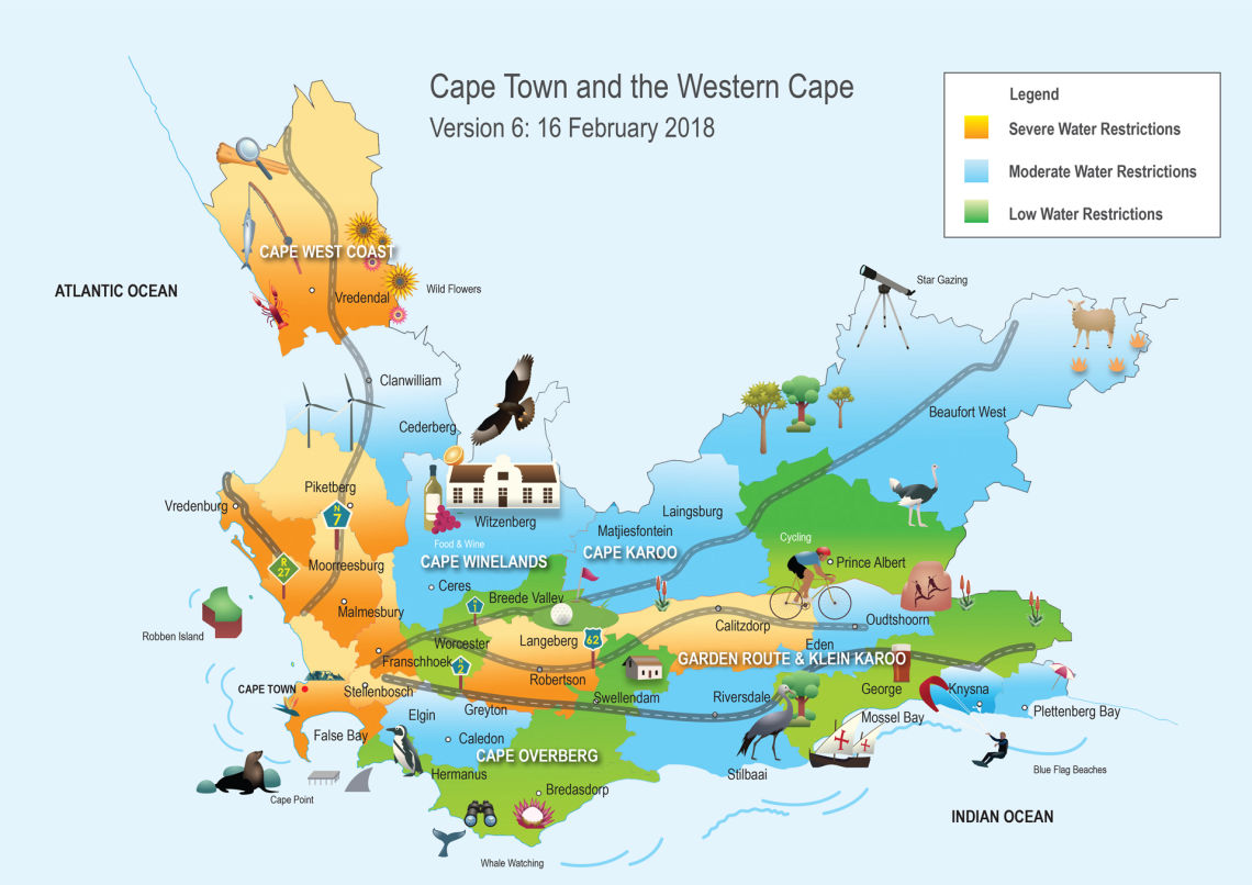 Cape Town & the Western Cape