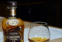 Cardhu Whisky Experience