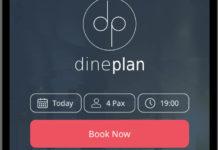 Dineplan App