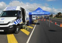 Breath Testing (RBT) vehicle
