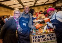 2018 Mandela Day Food Drive
