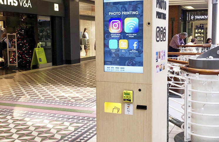 BOFT Instant Photo Printing Kiosks