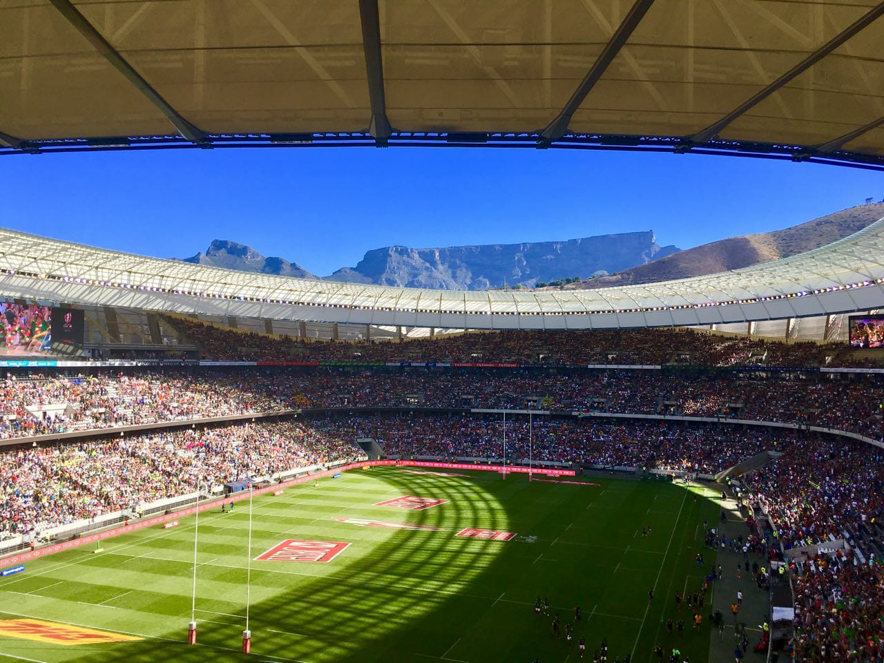 Cape Town Stadium up for an in...
