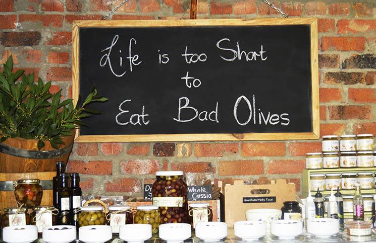 Chrisna's Olives